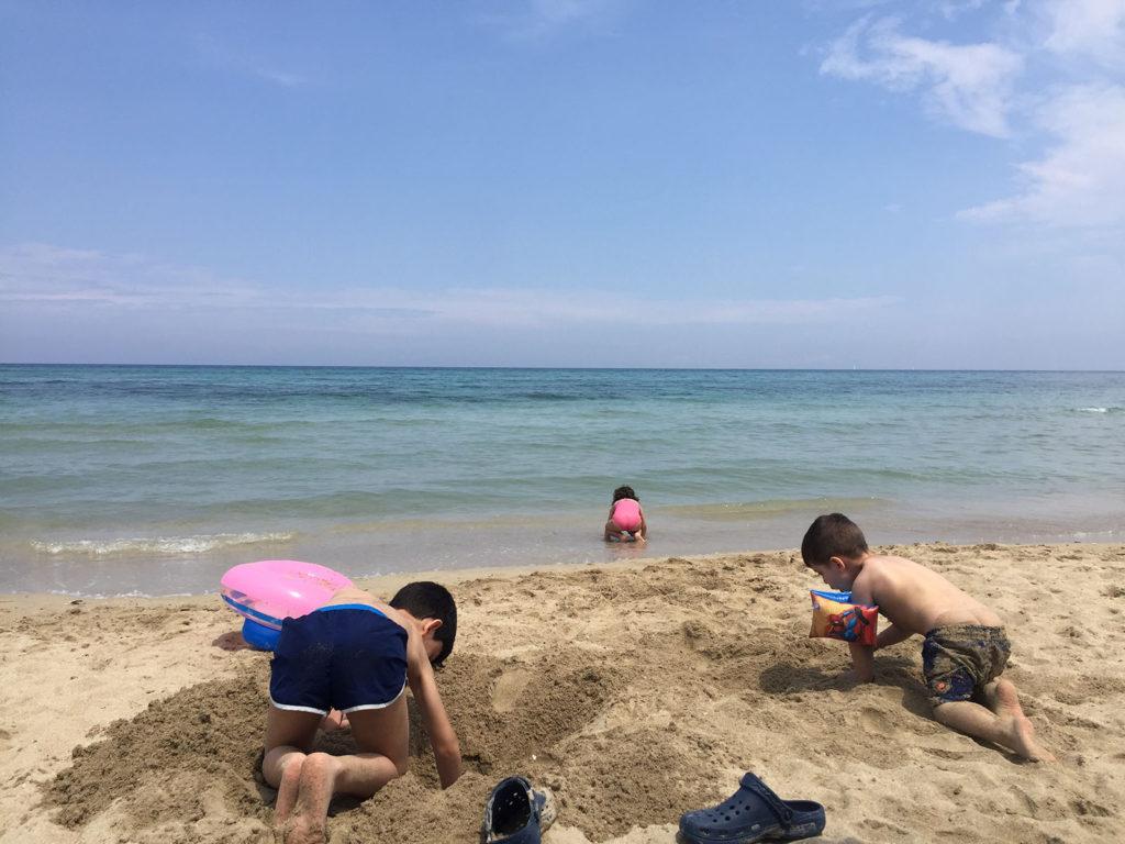 La Spiaggia di Torre Canne
